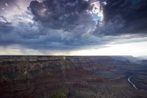 Grand Canyon as seen from Mohave Point South Rim, Arizona