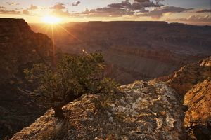 Grand Canyon, west of Lipan Point, Arizona